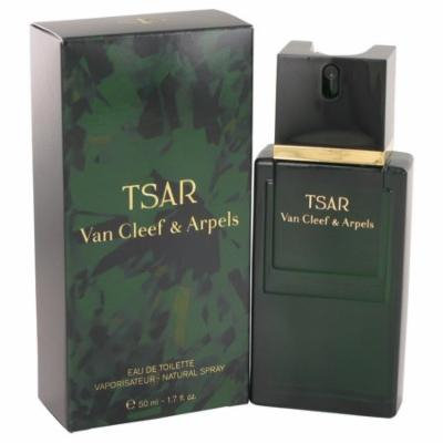 TSAR by Van Cleef & Arpels - Men - Eau De Toilette Spray 1.6 oz