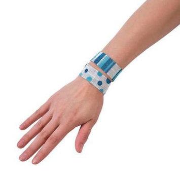 IN-13710282 Winter Elastic Hair Band/Bracelets Per Dozen 2PK