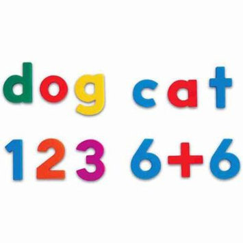School Smart Regular Magnetic Letters An