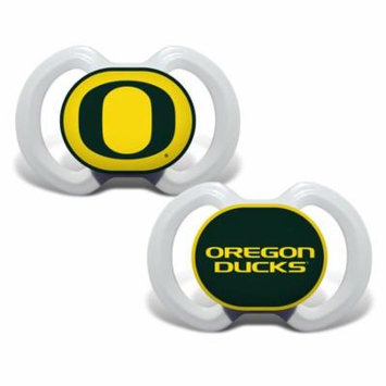NCAA Oregon 2-Pack Pacifiers