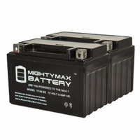 YTX9-BS 12V 8AH Replaces Power Sport Series AGM Battery - 2 Pack