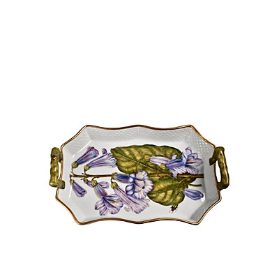 Anna Weatherley Blue Bells Tray with Handles