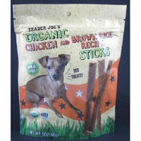 Trader Joe's Organic Chicken and Brown Rice Recipe Sticks