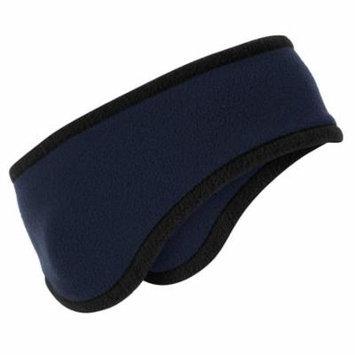 TwoColor Fleece Headband