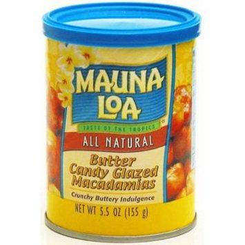 Mauna Loa Butter Glazed Macadamia Nuts, 5.5-Ounce Can (Pack Of 3)