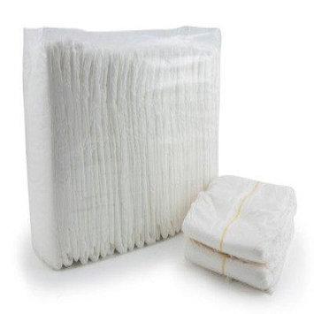 Adult Disposable Brief Diaper, Medium, Lite, BRPLMD - Case of 96 Briefs, Absorbent_Capacity - Light Absorbency By McKesson
