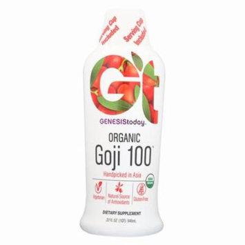 Genesis Today Organic Goji - 32 Fl Oz.