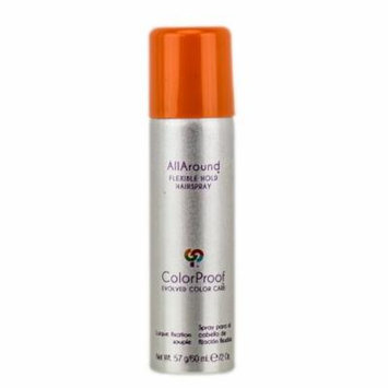 ColorProof All Around Flexible Hold Hairspray (Size : 2 oz)