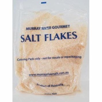 Murray River Bulk Pack Pink Salt Flakes 14.1 oz