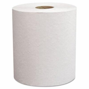 Select Roll Paper Towels, White, 7.9