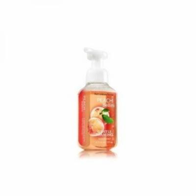 bath and body works peach bellini foaming hand soap 8.75 ounce