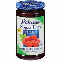 Polaner Raspberry Seedless Sugar Free W/Fiber Preserves 13.5 Oz (Pack of 12)
