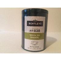 Bentley's harmony tin collection green tea oriental 50 tea bags (pack of 3)