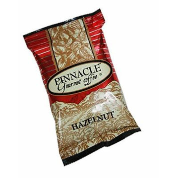 Hazelnut Flavored Ground Coffee, 24 - 2.25 oz bags, Pinnacle