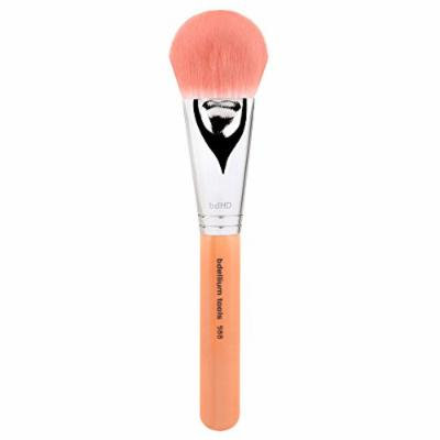 Bdellium Tools Professional Eco-Friendly Makeup Brush Pink Bambu Series - BDHD Phase I Large Foundation / Powder 988