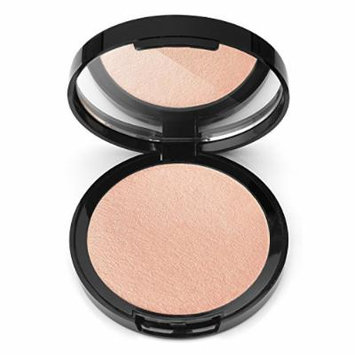 Illuminating Powder by Beautify Beauties, Ultra-Creamy Highlighter, Blends Seamlessly - Perfect for all Skin Tones (1)
