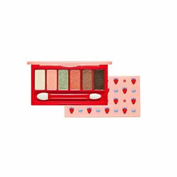 [Etude House] Berry Delicious Eye Shadow Palette (#7 Strawberry Mojito)