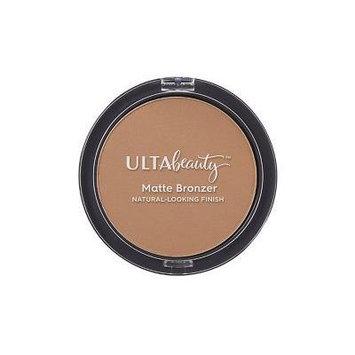 Ulta Matte Bronzer Natural-Looking Finish 0.32 Oz. Cool (cool with pink undertones)