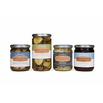 Sweet and Savory Pickles Gift Pack
