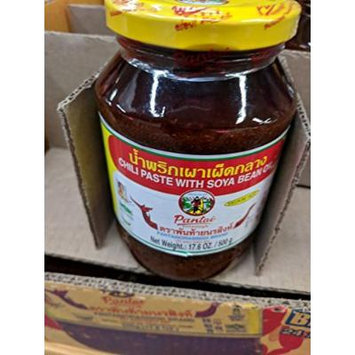 Pantai Chili Paste with Soybean Oil 17.6 Oz (3 Pack)