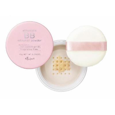 Ettusais BB Mineral Powder SPF 16 Pa++, Light Beige, 1 Ounce