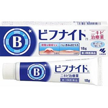 Kobayashi Acne Care Biff Night S Cream18G
