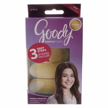 Simple Styles Goody Everyday Instant Volume Kit, 3-piece (Color may vary )