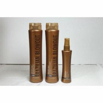 Brazilian Blowout Anti Frizz Shampoo, Conditioner & Dry Oil