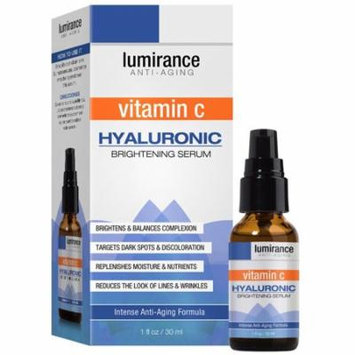 Lumirance Vitamin C & Hyaluronic Brightening Face Serum 1oz / 30ml