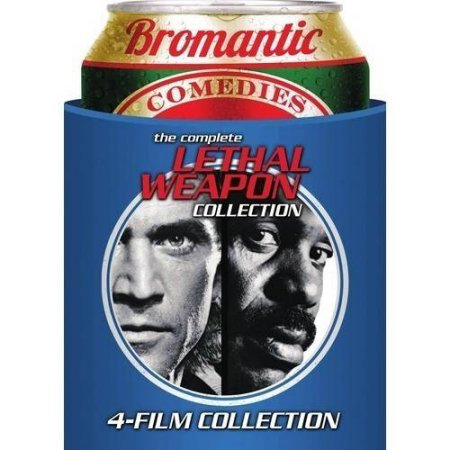 New Line Home Video 4 Film Favorites: Lethal Weapon