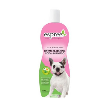 Espree Oatmeal Baking Soda Puppies and Kittens Shampoo, 12-Ounce