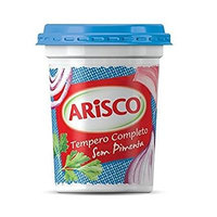 Arisco Tempero Completo Sem Pimenta , Complete Seasoning w/ Pepper 300gr 10.58oz (2 Pack)