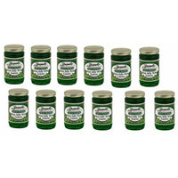 Braswell's Mint Jelly with Leaves, 10.5 oz (Pack of 12)