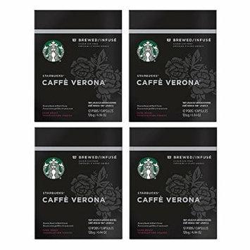 Starbucks Verismo Caffe Verona Coffee (4 pack)