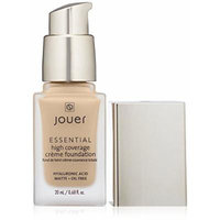 Jouer Essential High Coverage Creme Foundation, Fawn