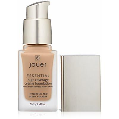 Jouer Essential High Coverage Creme Foundation, Almond