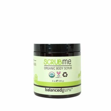 Balanced Guru, Scrub Me Organic Coffee Body Scrub, 8 Oz