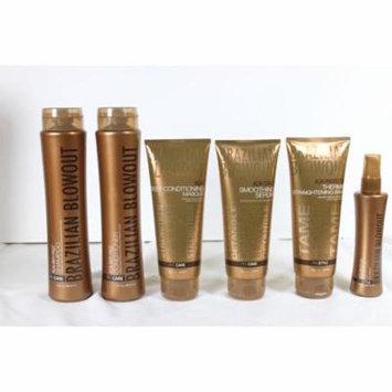 Brazilian Blowout Anti Frizz Shampoo, Conditioner, Masque, Serum, Balm & Dry Oil