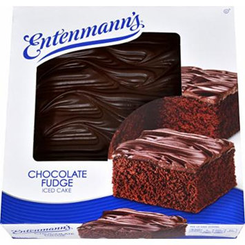 Entenmann's Chocolate Cake, 12 oz.