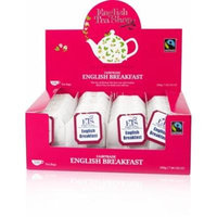 English Tea Shop - English Breakfast - 100 String and Tag Bags - 200g (Case of 6)