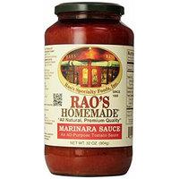 Rao's Homemade All Natural Marinara Sauce - 32 oz (Pack of 2)