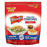 Fresh Gourmet Crispy Onions, Value Size 4Pack ( 26.5 Ounce each )
