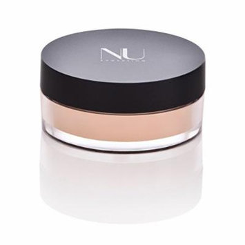 NU EVOLUTION Loose Powder Foundation Made with Natural Ingredients - No Parabens, Talc, Gluten 301