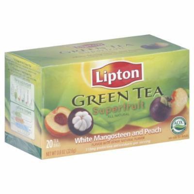 Lipton® Tea Green Mangoesteen Peach White