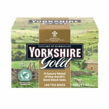 Taylors of Harrogate Yorkshire Gold Tea Bags, 160 Count