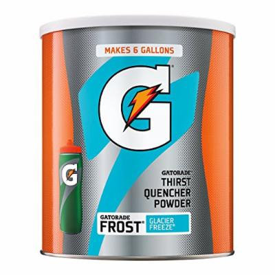 Gatorade Thirst Quencher Drink Mix, Frost Glacier Freeze, 51 ounce (Pack of 2)