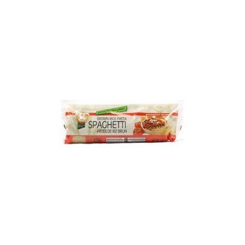 Pasta Spaghetti Brown Gluten Free 1 Lb (Pack of 6) - Pack Of 6