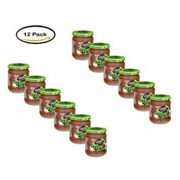 PACK OF 12 - On The Border Mild Chunky Salsa, 16oz