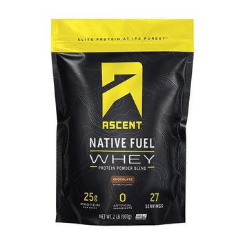 Native Fuel Whey Protein Powder Blend Chocolate - 2 lbs.