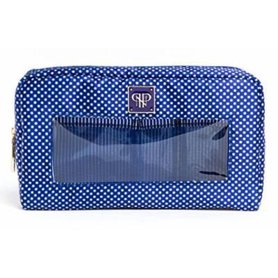 PurseN Classic Make-Up Bag (One Size, Navy Tuxedo)